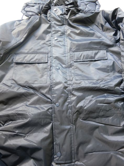 Winter Coveralls with storm flap
