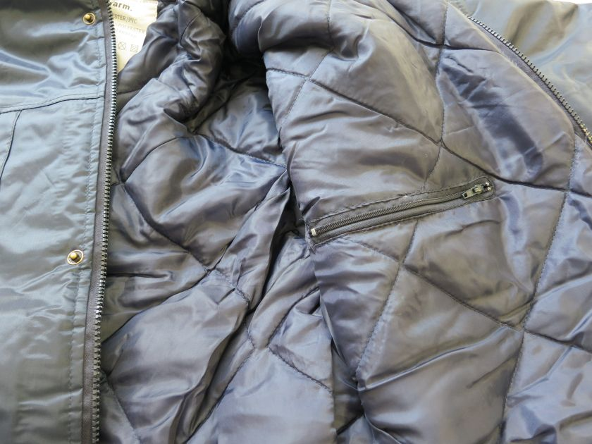 Winter Parka interior pocket
