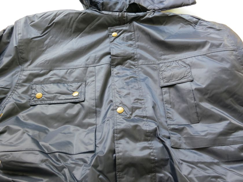 Winter Parka with front Breast Pocket